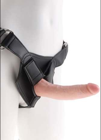 penis lengde strapon