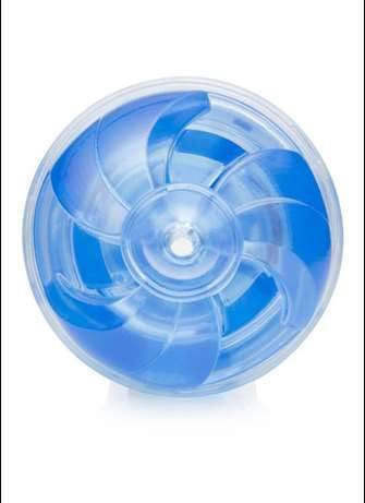 Sexleketøy for ham - Fleshlight masturbator Turbo Blue Ice - bilde