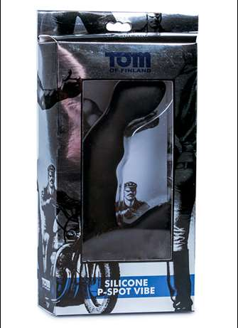 Analsex - Prostatavibrator Tom Of Finland - bilde