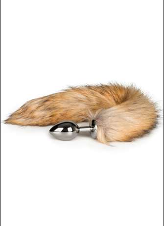 Analsex - Fox Tail Buttplug No.2 - bilde