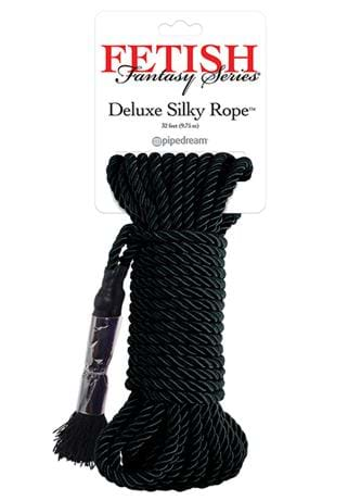 Frekke sexleketøy - Bondagetau Deluxe Silk Rope - bilde