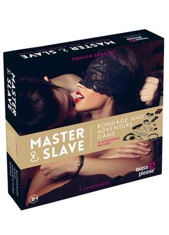 Frekke sexleketøy - Erotisk spill Master And Slave - bilde