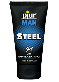 - Pjur Man Steel gel - bilde