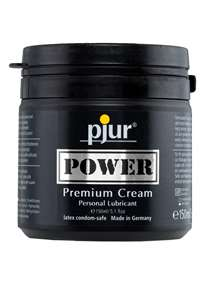 - Glid Pjur Power Premium Cream - bilde