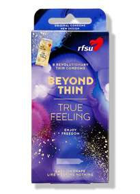 - Kondomer RFSU True Feeling 8 pk - bilde