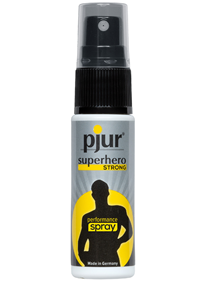 - Pjur Superhero Strong spray - bilde