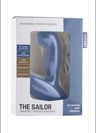 Analsex - Vibrerende buttplug The Sailor - bilde
