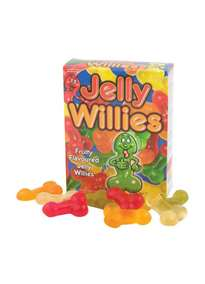 - Jelly Willies godis - bilde